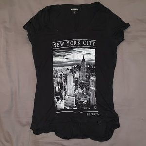 """New York City"" tee"